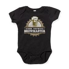 Brewmaster Home Beer Brewer Baby Bodysuit