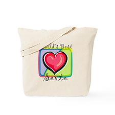 WB Grandma [Hebrew] Tote Bag