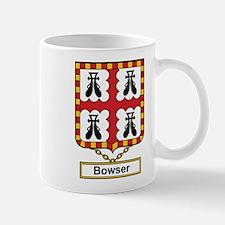 Bowser Family Crest Mugs