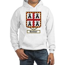 Bowser Family Crest Hoodie
