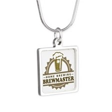 Brewmaster Home Beer Brewer Necklaces