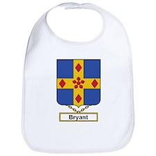 Bryant Family Crest Bib