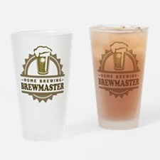 Brewmaster Home Beer Brewer Drinking Glass