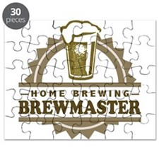 Brewmaster Home Beer Brewer Puzzle