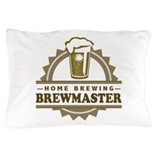 Brewmaster Home Beer Brewer Pillow Case