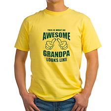 AWESOME GRANDPA T-Shirt