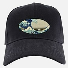 The Great Wave off Kanagawa Baseball Hat