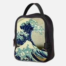 The Great Wave off Kanagawa Neoprene Lunch Bag