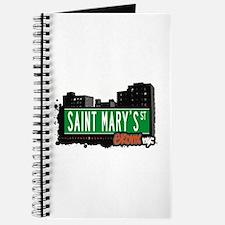 Saint Mary's St, Bronx, NYC Journal