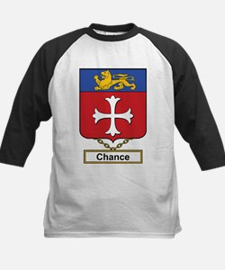 Chance Family Crest Baseball Jersey