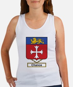 Chance Family Crest Tank Top