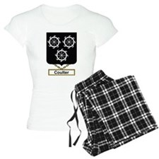 Coulter Family Crest Pajamas