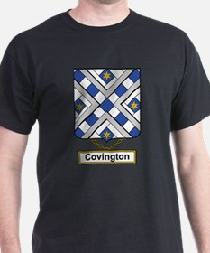 Covington Family Crest T-Shirt
