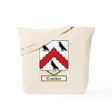 Crocker Family Crest Tote Bag