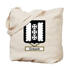 Crouch Family Crest Tote Bag