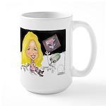 Kim Carlsberg Large Mug