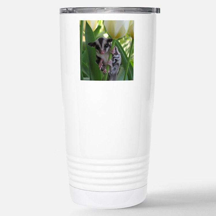 May Flowers Travel Mug
