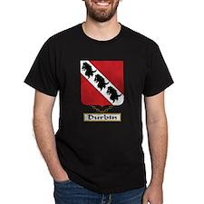Durbin Family Crest T-Shirt