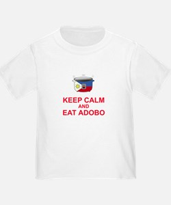 Keep Calm and Eat Adobo T