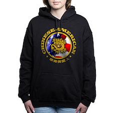 Chinese-American Hooded Sweatshirt