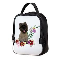 Cairn Terrier Neoprene Lunch Bag