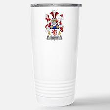 Haffey Family Crest Travel Mug