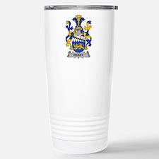Hickey Family Crest Travel Mug