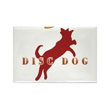 Cute Ultimate disc Rectangle Magnet (100 pack)