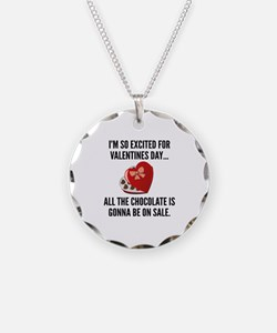 I'm So Excited For Valentine's Day... Necklace