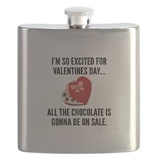 I'm So Excited For Valentine's Day... Flask