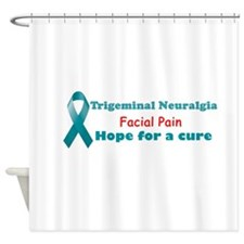 TN Hope for a Cure Shower Curtain