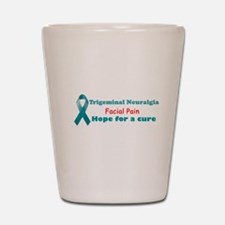 TN Hope for a Cure Shot Glass