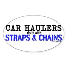 Car Haulers Do It Stickers
