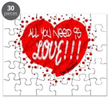 All You Need Is Love-The Beatles Puzzle