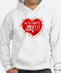 All You Need Is Love-The Beatles Hoodie