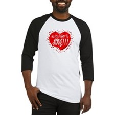 All You Need Is Love-The Beatles Baseball Jersey