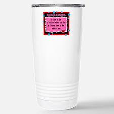 A Hundred Minus One Day-Winnie The Pooh Travel Mug