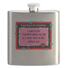 A Hundred Minus One Day-Winnie The Pooh Flask