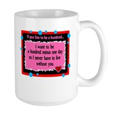 A Hundred Minus One Day-Winnie The Pooh Mugs