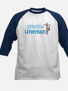 Future Lineman Baseball Jersey