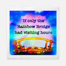 Rainbow Bridge Queen Duvet