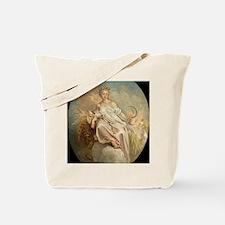 Antoine Watteau - Ceres (Summer) Tote Bag