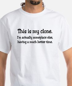 This is my clone Shirt