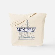 Monterey - Tote Bag