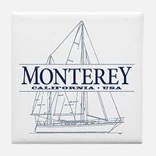 Monterey - Tile Coaster