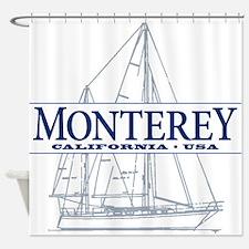 Monterey - Shower Curtain