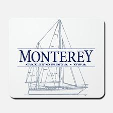 Monterey - Mousepad