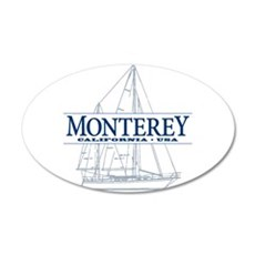 Monterey - Wall Decal