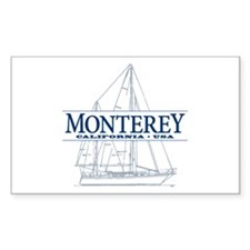 Monterey - Decal