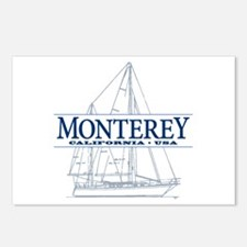 Monterey - Postcards (Package of 8)